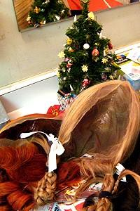 Holidays at Wicked 2007 - wigs