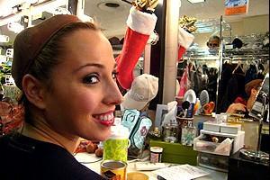 Holidays at Wicked 2007 - Lauren Gibbs