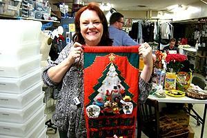 Holidays at Wicked 2007 - Teri Pruitt