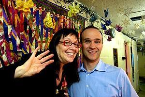 Holidays at Wicked 2007 - Nancy Lawson - Bob Brinkerhoff