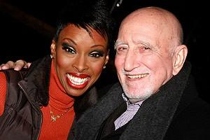 More Sopranos stars at Chicago - Brenda Braxton - Dominic Chianese