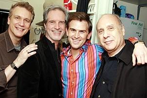 Daniel Reichard's final performance in Jersey Boys - Rick Elice - Bob Gaudio - Daniel Reichard - Marshall Brickman