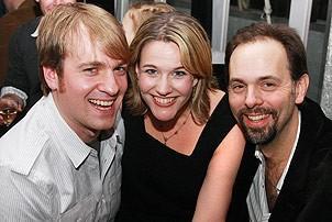 Phantom of the Opera - 20th Anniversary - Geoff Packard - Susan Owen - Scott Mikita