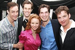 Phantom of the Opera - 20th Anniversary - Jennifer Hope Wills - Howard McGillin - Jeremy Stolle - Paul A. Schaefer - Tim Martin Gleason