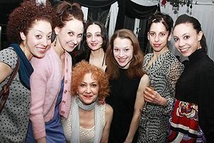 Phantom of the Opera - 20th Anniversary - Marilyn Caskey - Carl Blake Sebouhian - Jessica Radetsky - Gianna Loungway - Kara Klein - Dianna Warren - Janice Niggeling