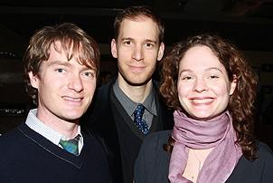 Drunken City Opening - Matthew Richards - David Korins - Jenny Mannis  sc 1 st  Broadway Shows & Broadway.com | Photo 20 of 20 | Playwrights Horizons Toasts Adam ... azcodes.com