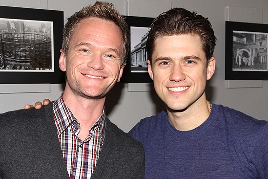 Neil Patrick Harris at <i>Catch Me If You Can</i> - Neil Patrick Harris – Aaron Tveit