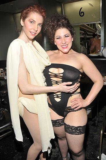 Broadway Bares '11 - Marla Mindelle - Marissa Perry
