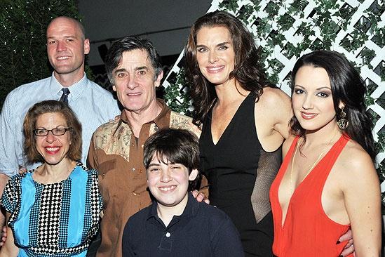 Brooke Shields Addams – Jackie Hoffman – Zachary James – Roger Rees – Adam Riegler – Brooke Shields – Rachel Potter