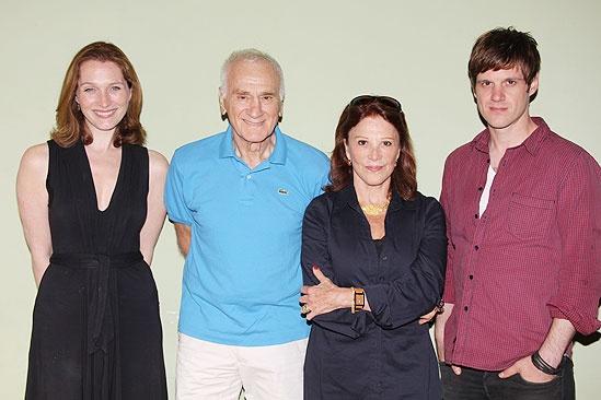 Lyons meet - Kate Jennings Grant - Dick Latessa - Linda Lavin - Michael Esper