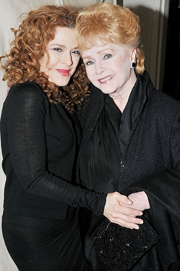 Debbie Reynolds at <i>Follies</i> - Bernadette Peters – Debbie Reynolds