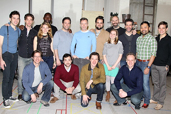 Peter and the Starcatcher Meet and Greet – The Entire cast