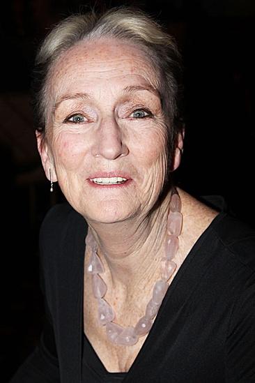 Linda Lavin at the Vineyard Theatre Gala – Kathleen Chalfant