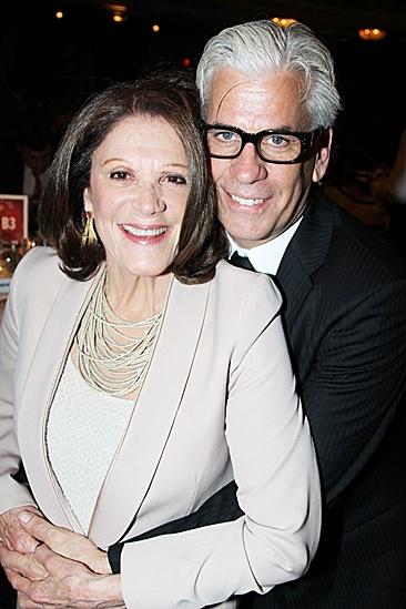 Linda Lavin at the Vineyard Theatre Gala – Linda Lavin – Steve Bakunas