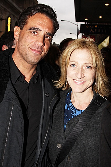 Ghost Opening Night – Bobby Cannavale – Edie Falco