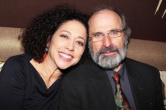 The Columnist Opening Night – Mimi Lieber – Daniel Sullivan
