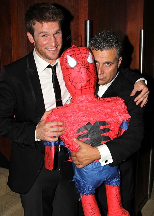 2012 Tony Awards – O&M After Party – Claybourne Elder - Rick Miramontez