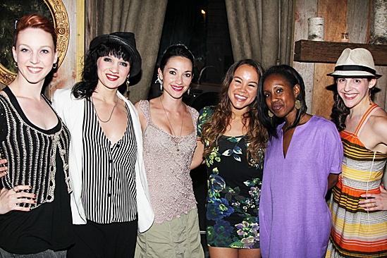Spider-Man One Year Anniversary - Bethany Moore - Kourtni Lind, Natalie LaMonthe - Elizabeth Judd - Dana Marie Ingraham - Emily Shoolin