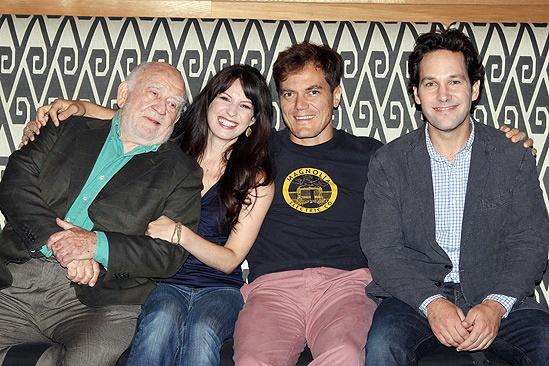 Grace Meet and Greet – Ed Asner – Kate Arrington – Michael Shannon – Paul Rudd