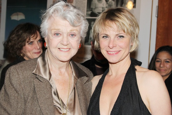 Turning Page – Opening – Angela Lansbury – Angelica Page