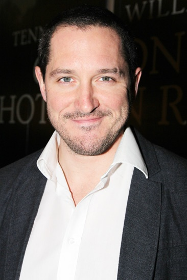 Cat on a Hot Tin Roof – opening – Bertie Carvel