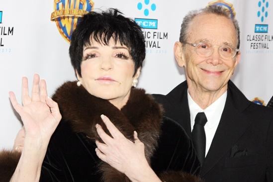 'Cabaret' 40th Anniversary — Liza Minnelli — Joel Grey