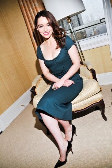 'Breakfast at Tiffany's' Meet and Greet — Emilia Clarke