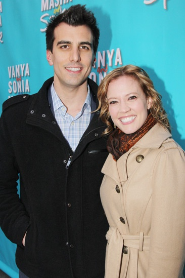 'Vanya and Sonia and Masha and Spike' Opening — Paul Downs Colaizzo — Patti Murin