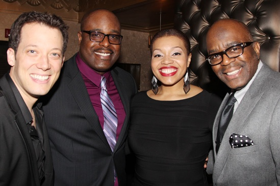 Vineyard Gala – March 18, 2013 – John Tartaglia – J. Bernard Calloway – Carmen Ruby Floyd – Ken Roberson