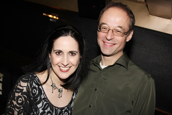 Vineyard Gala – March 18, 2013 – Stephanie D'Abruzzo – Gary Adler