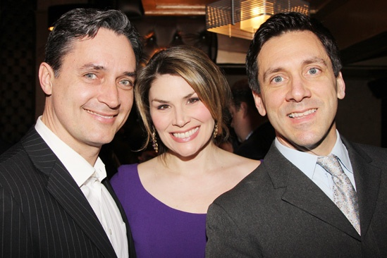 Vineyard Gala – March 18, 2013 – Nicholas Rohlfing – Heidi Blickenstaff – Michael Berresse