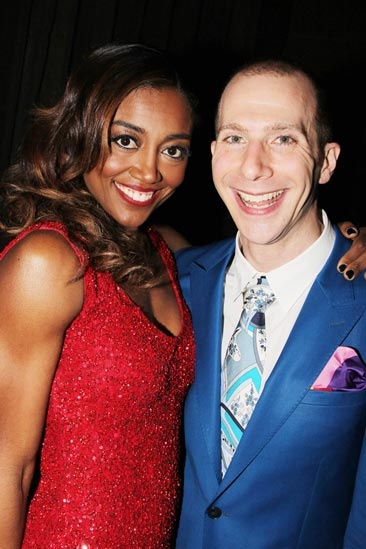 Pippin – Opening Night – Patina Miller – Charlie Alterman