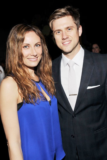 2013 Audience Choice Awards- Laura Benanti- Aaron Tveit