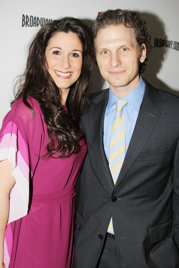 2013 Audience Choice Awards- Stephanie J. Block- Sebastian Arcelus
