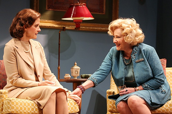 'The Old Friends' Show Photos - Hallie Foote - Betty Buckley