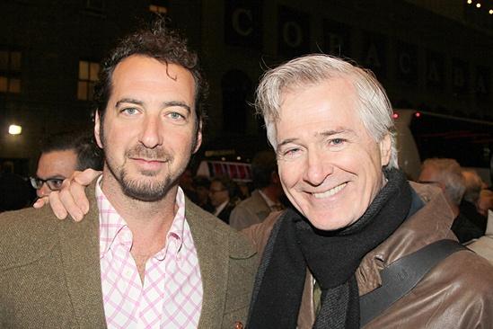 The Snow Geese – Opening Night – David Bar Katz – John Patrick Shanley