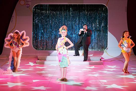 <I>Little Miss Sunshine</I>: Show Photos - Hannah Nordberg
