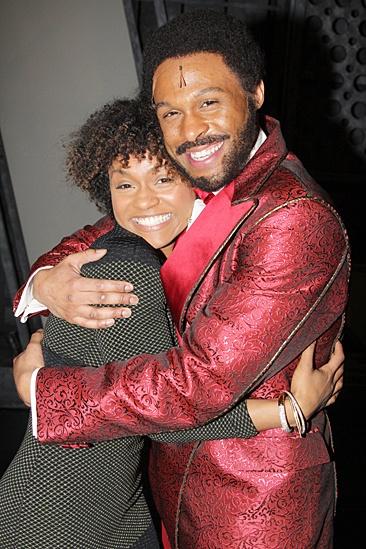 Motown: The Musical - Syesha Mercado - Jarron Muse