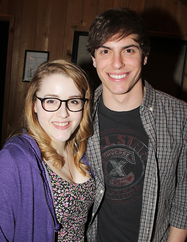 The Bridges of Madison County - Cast Recording - OP - 3/14 - Caitlin Kinnunen - Derek Klena