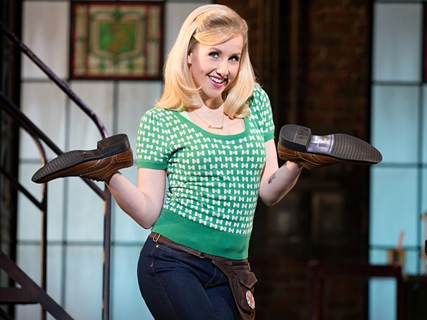 Kinky Boots - Show Photos - PS - 3/14 - Jeanna de Waal