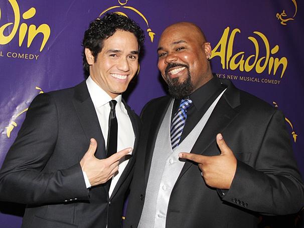 Aladdin - Opening - OP - 3/14 - Adam Jacobs - James Monroe Iglehart