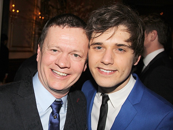 Les Miserables - Opening - Op - 3/14 -  James Powell - Andy Mientus