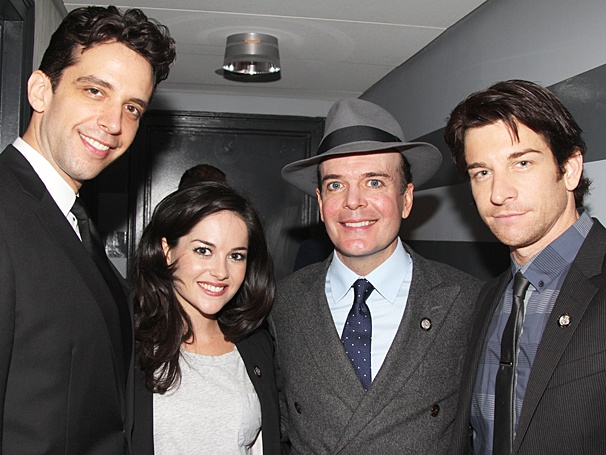 Meet the Nominees – OP – 4/14 – Nick Cordero – Sarah Greene – Jefferson Mays – Andy Karl