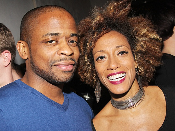 After Midnight - Tommy Tune Party - OP - 4/14 - Dule Hill - Karine Plantadit