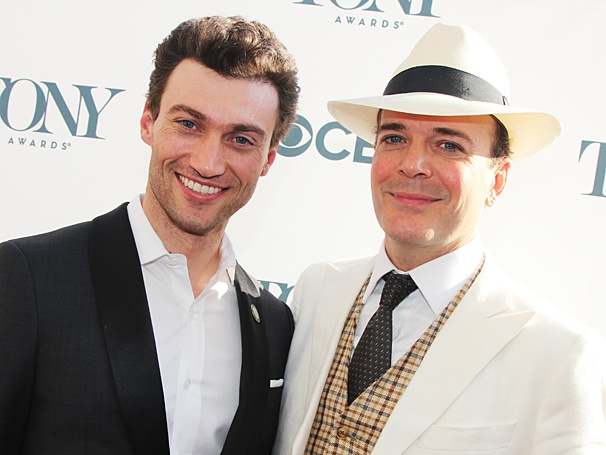 Tony Honors - Op - 6/14 - Bryce Pinkham - Jefferson Mays