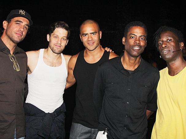 Bobby Cannavale - Ben Thompson - Christopher Jackson - Chris Rock - Saul Williams