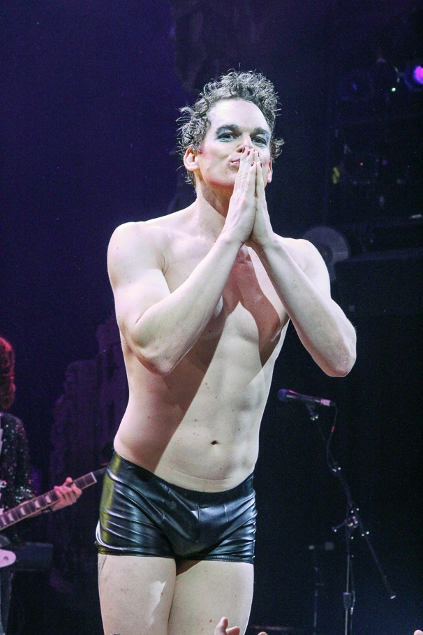 Hedwig and the Angry Inch - Opening - 10/14 - Michael C. Hall