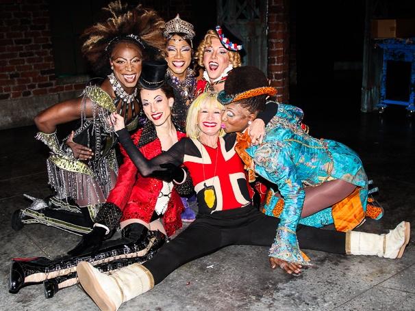 Kinky Boots - Backstage - 12/14 -