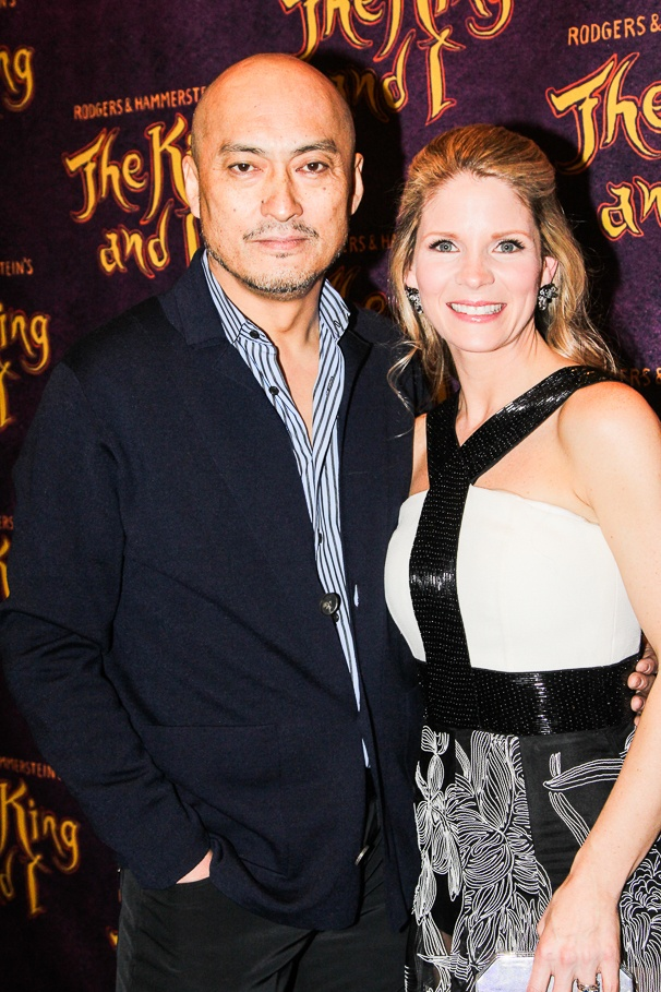 The King and I - Opening - 4/15 - Ken Watanabe - Kelli O'Hara