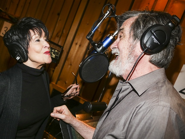 The Visit - Recording - 4/15 -Chita Rivera - Roger Rees